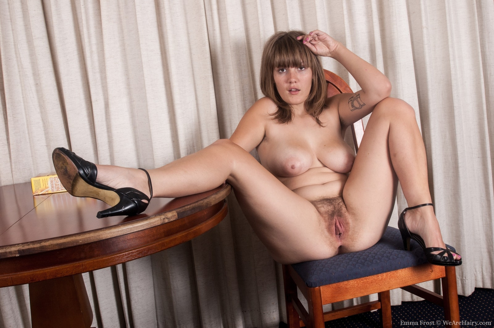 Emma frost hairy sex more