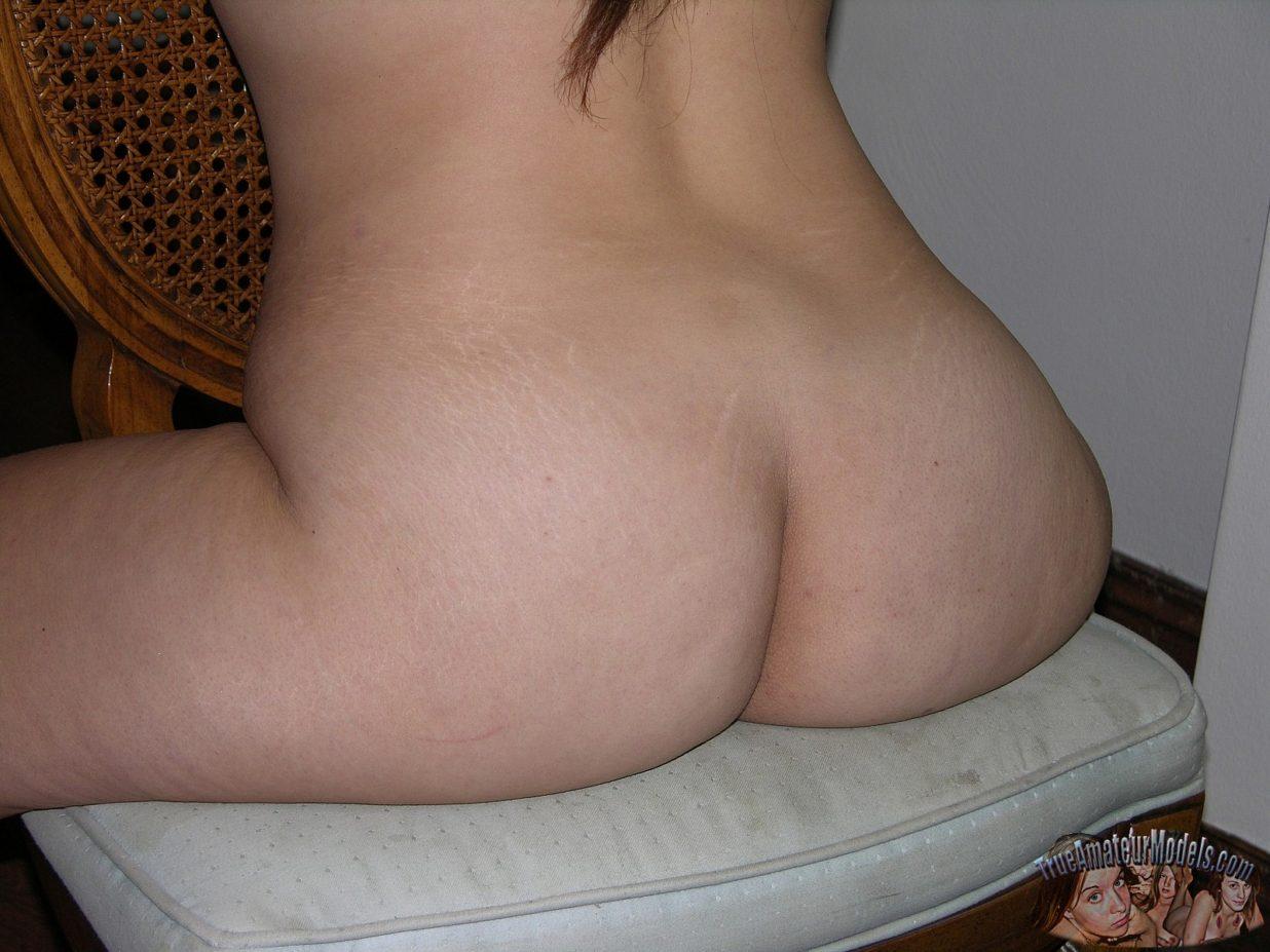 True amateur displays her nasty side 7
